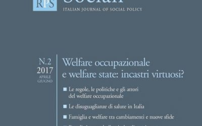 Welfare occupazionale e welfare state: incastri virtuosi?