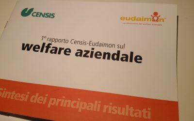 Rapporto Censis-Eudaimon, welfare aziendale tra opportunità e rischi