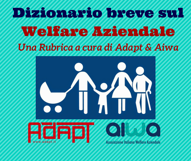 27. Welfare territoriale
