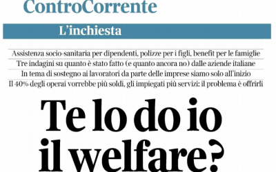 Te lo do io il welfare?