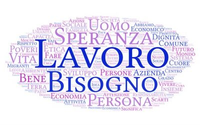 Papa Francesco: «I soldi non si fanno con i soldi ma con il lavoro»