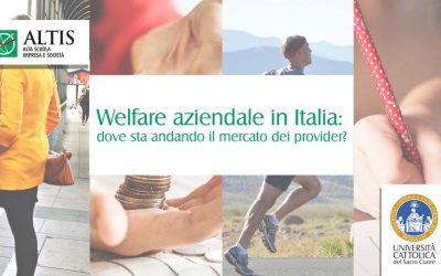 Welfare aziendale in Italia: dove sta andando il mercato dei provider?