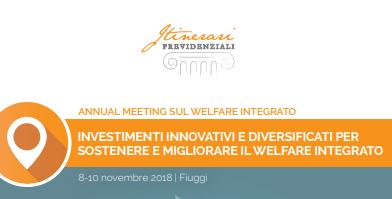 Investimenti innovativi e diversificati per sostenere e migliorare il welfare integrato