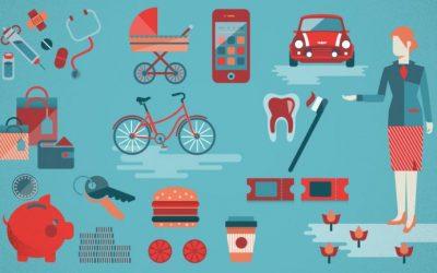 Buoni benzina e shopping card i benefit preferiti dai dipendenti