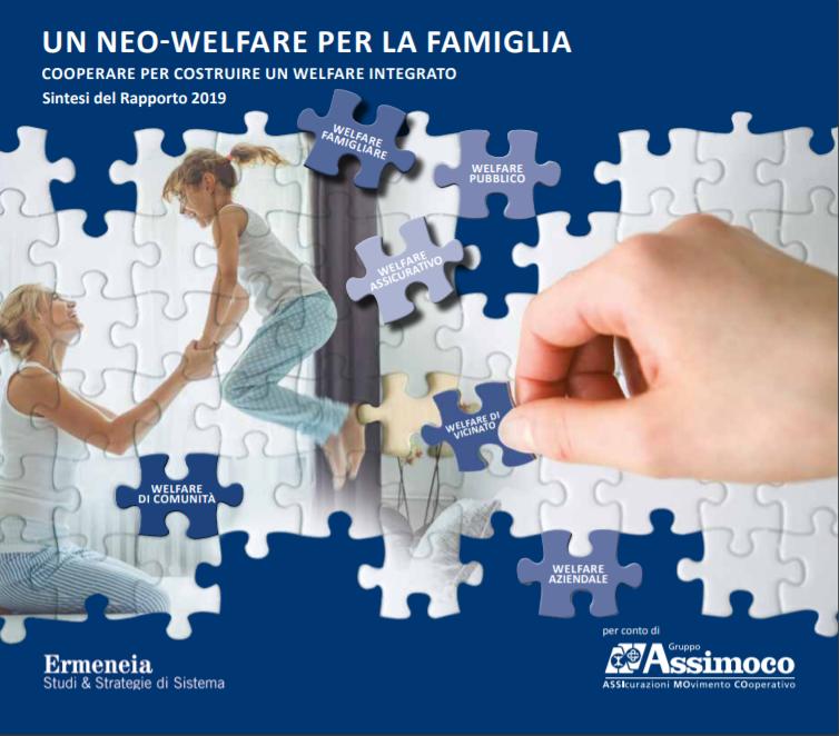 Un Neo-Welfare per la Famiglia. Cooperare per costruire un welfare integrato
