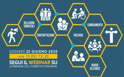 Dalla presentazione del 4° Rapporto sul secondo welfare alle sfide poste dall'emergenza Covid19