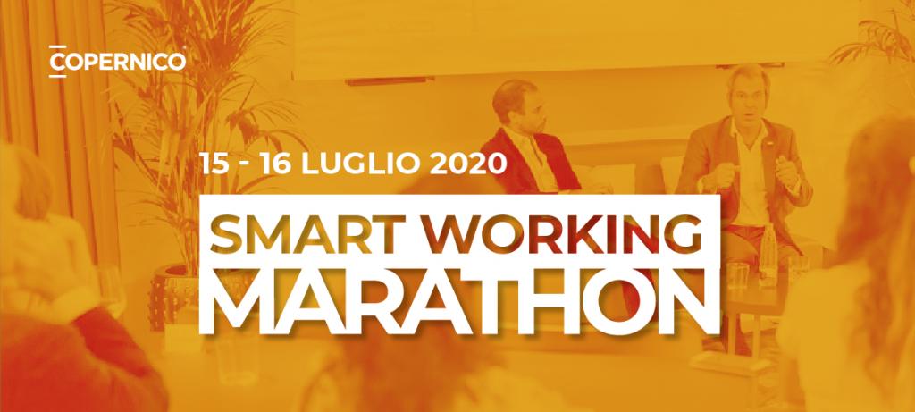 Smart Working Marathon: lo smart working sarà il nostro traguardo