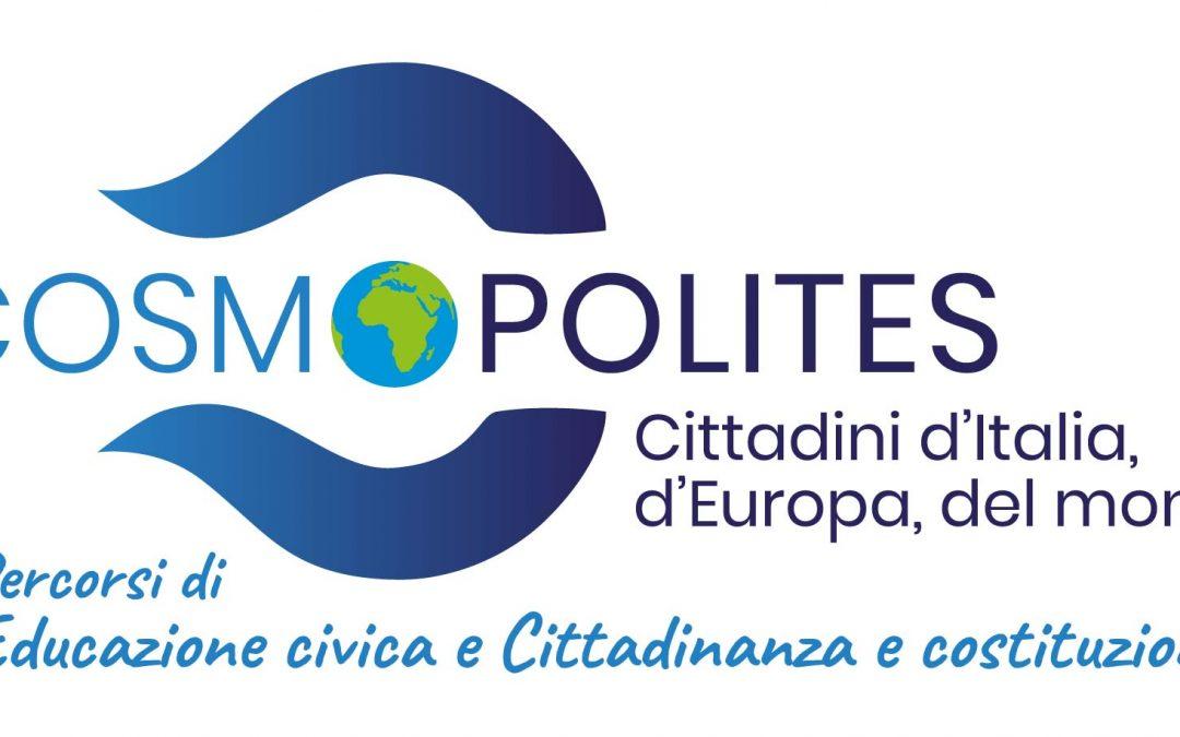 COSMOPOLITIES – Percorsi di Educazione civica
