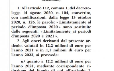 Welfare aziendale 2021: DL Sostegni conferma i fringe benefit raddoppiati